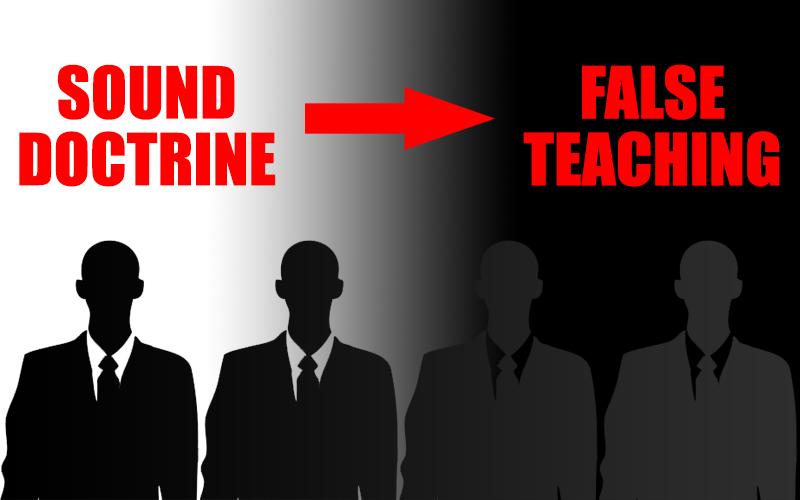 Sound Doctrine to False Teaching