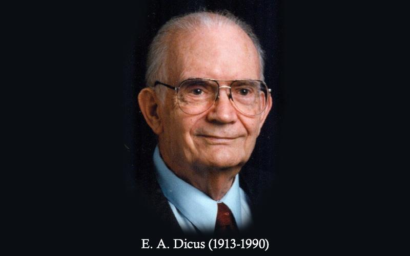 E.A. Dicus