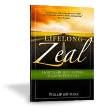 Lifelong Zeal by Phillip Shumake