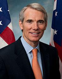 Ohio Senator Rob Portman