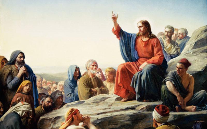 Jesus –Sermon on the Mount