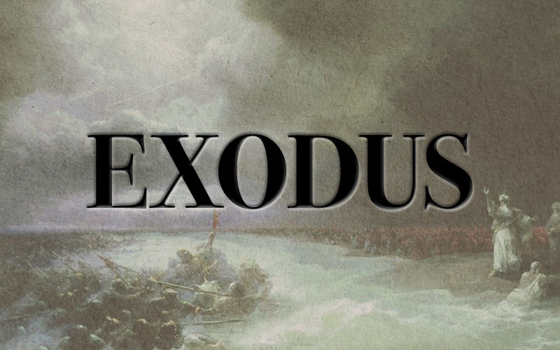 Study Guides for Exodus - Plain Bible Teaching