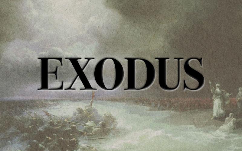 Study Guides - Exodus
