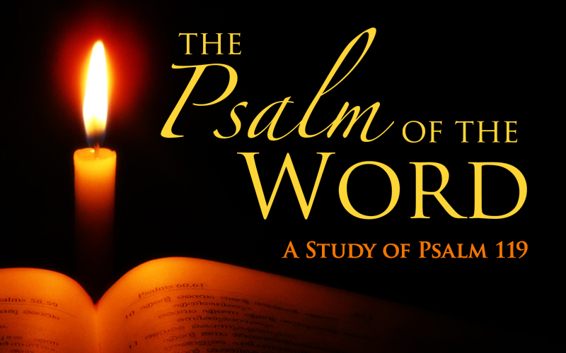 The Psalm of the Word