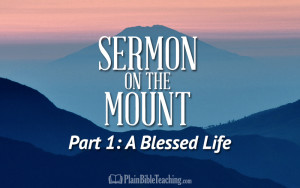 Blessed Are The Poor In Spirit For Theirs Is The Kingdom Of Heaven Sermon on the Mount (P...