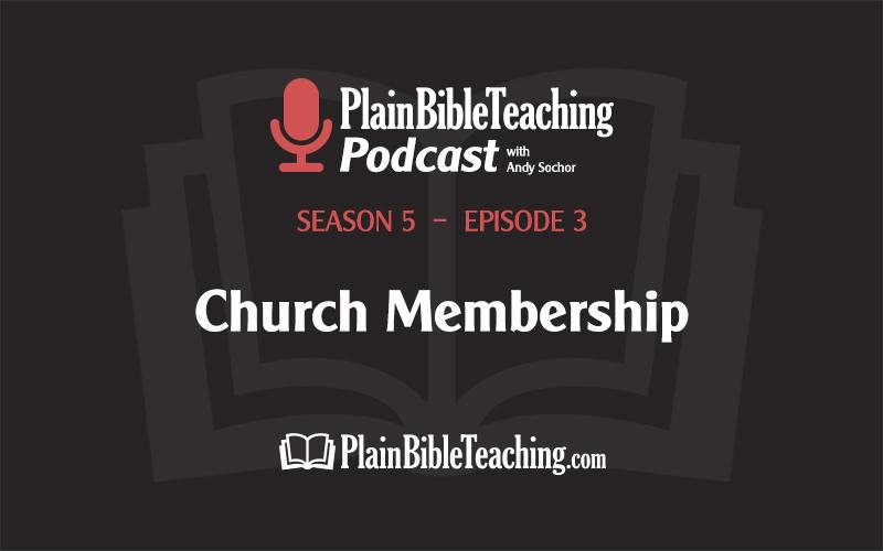Church Membership (Season 5, Episode 3)