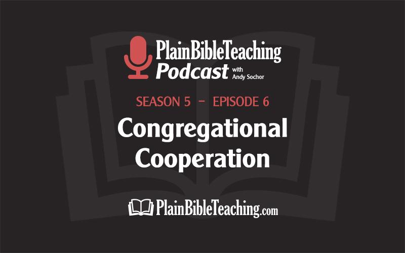 Congregational Cooperation (Season 5, Episode 6)