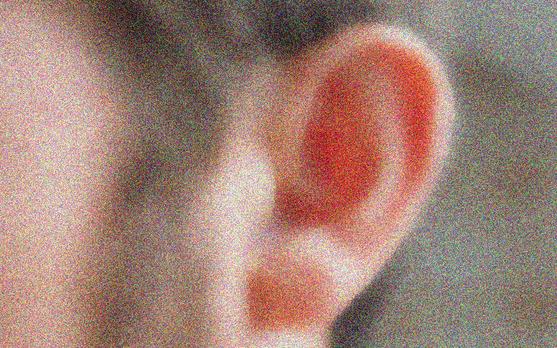 Ear, static