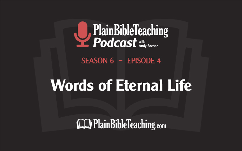 Words of Eternal Life (Season 6, Episode 4)