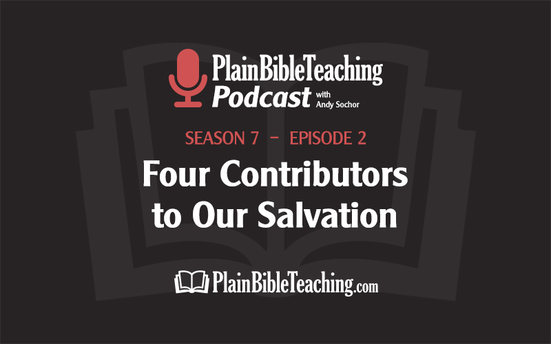 Four Contributors to Our Salvation (Season 7, Episode 2)