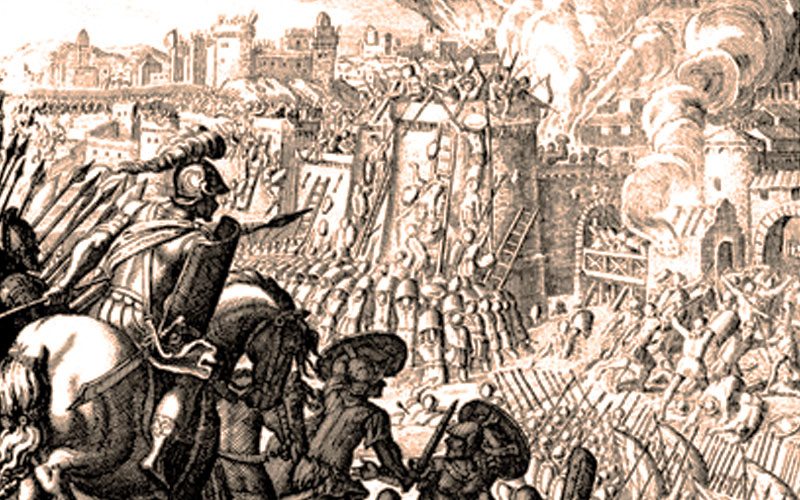 Babylonian Siege of Jerusalem