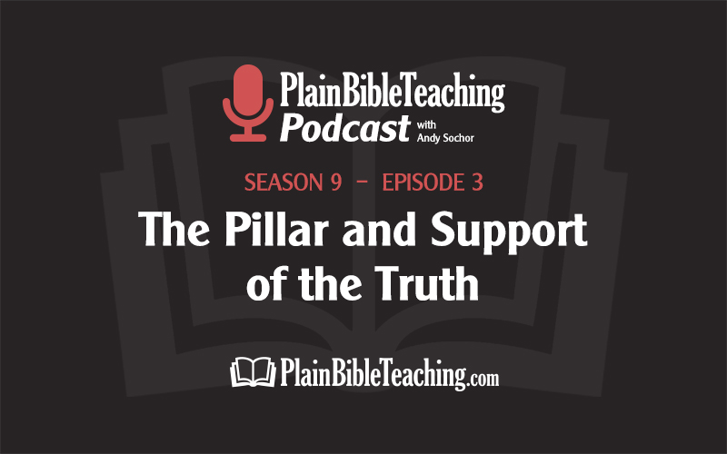 The Pillar and Support of the Truth (Season 9, Episode 3)