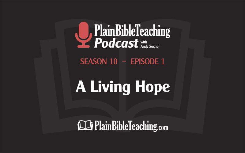 A Living Hope (Season 10, Episode 1)