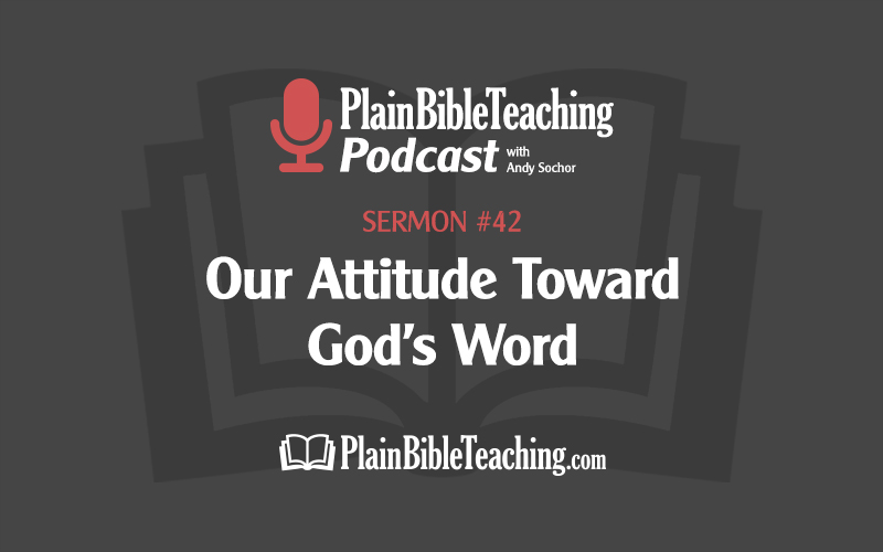 obedience Archives - Plain Bible Teaching