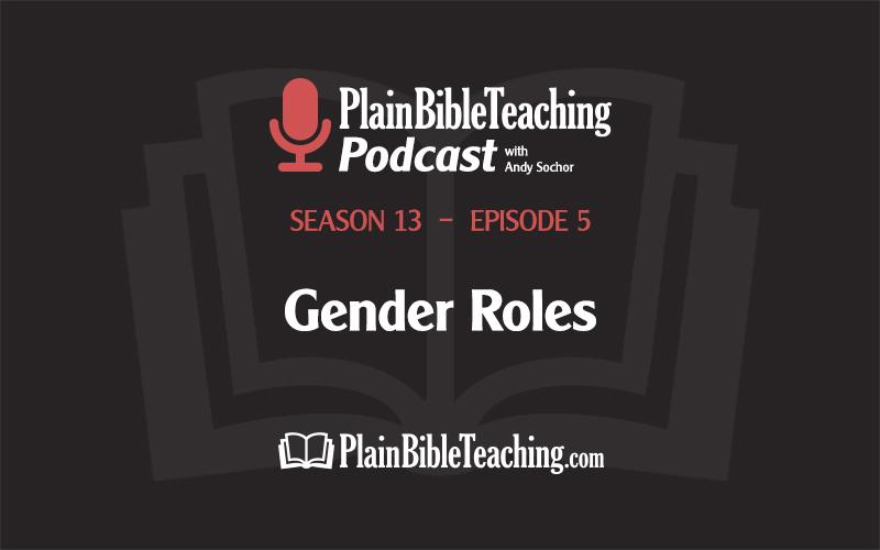 Gender Roles (Season 13, Episode 5)