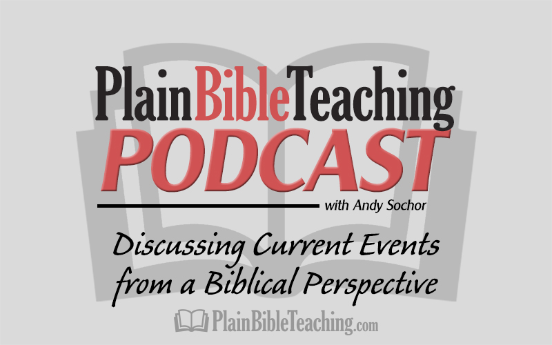 Plain Bible Teaching Podcast