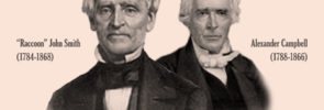 """Raccoon"" John Smith and Alexander Campbell"