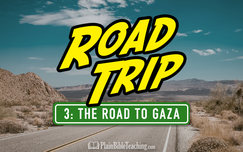The Road to Gaza