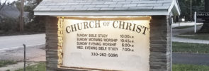 Burbank Road church of Christ